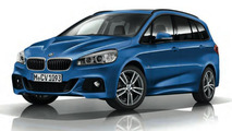 BMW 2-Series Grand Tourer with M Sport Package