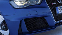 Audi RS3 Sportback in Sepang Blue