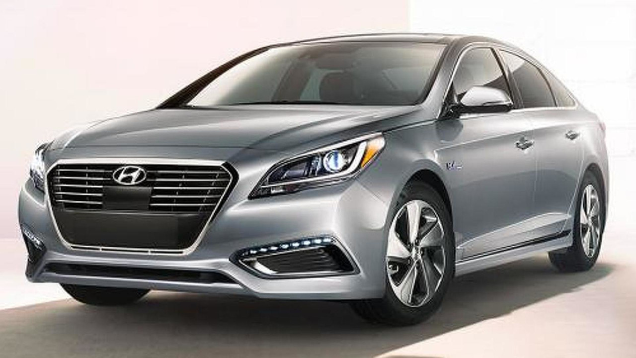 2016 hyundai sonata hybrid unveiled returns 42 mpg combined. Black Bedroom Furniture Sets. Home Design Ideas