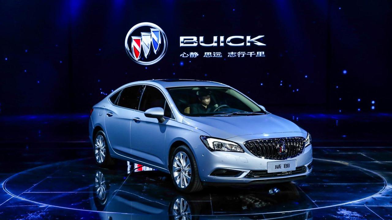 2016 Buick Verano (CN-spec)