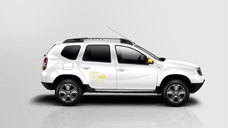 Dacia Duster Air & Sandero Black Touch announced for Paris