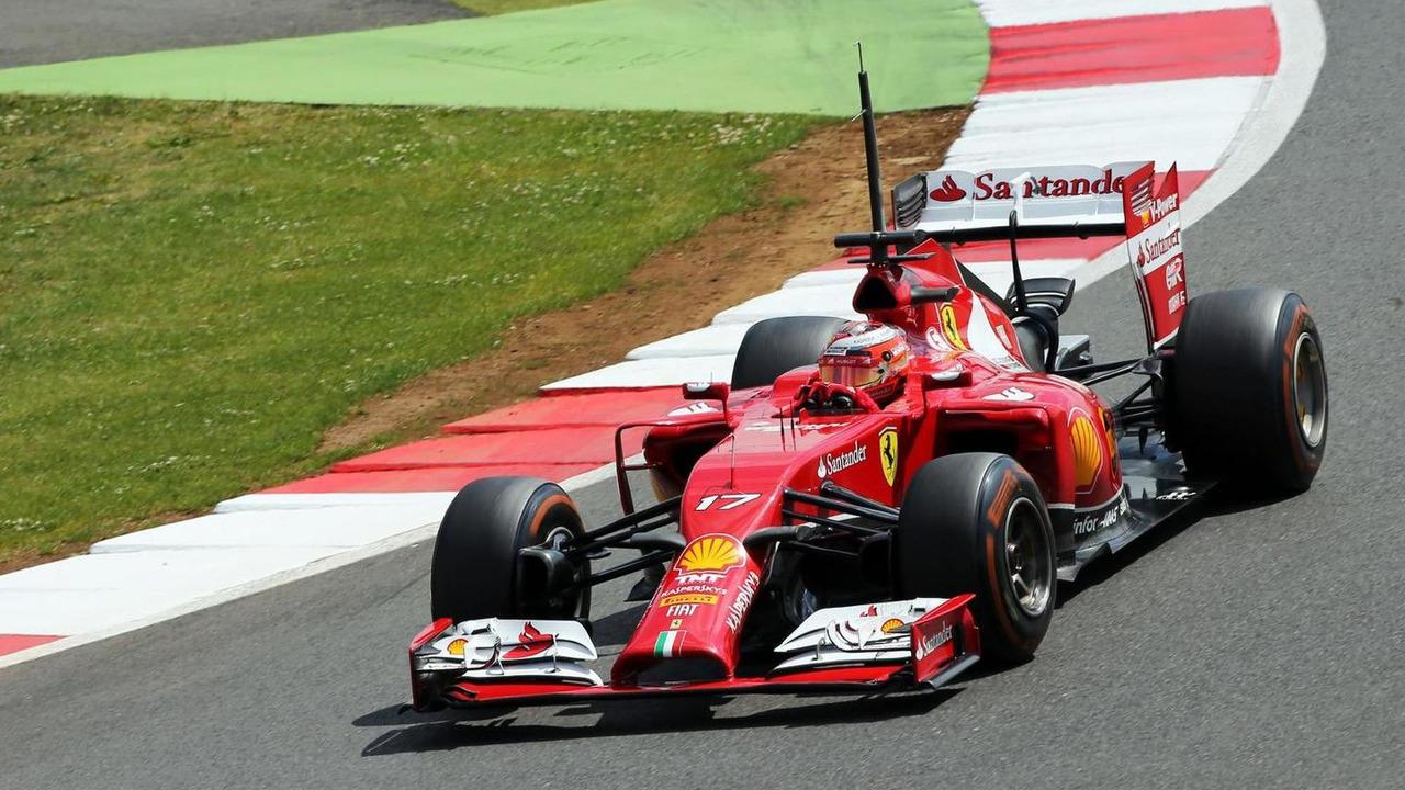 Jules Bianchi (FRA), 09.07.2014, Formula One Testing, Silverstone, England / XPB