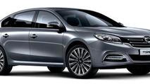 Renault Samsung SM7 Nova unveiled