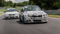 BMW planning a hardcore M4 GTS for 2016 - report