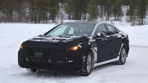 2015 Hyundai Sonata spy photo