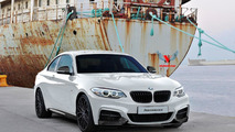 2014 BMW 2-Series Coupe rendered with M Performance goodies