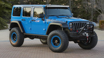 Jeep unveils three Wrangler concepts for the 2014 Easter Jeep Safari