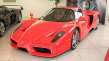 Michael Schumacher's garage sale: Ferrari Enzo and FXX