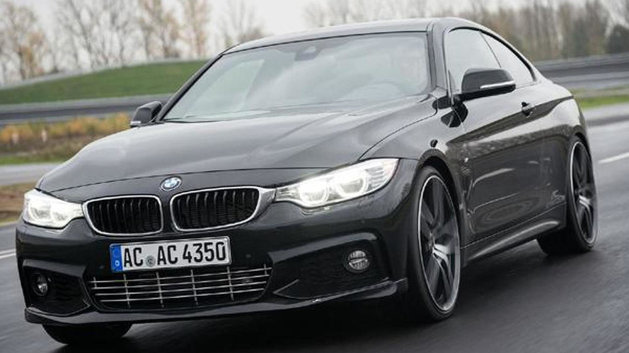 AC Schnitzer prepares the BMW 4-Series Coupe for Essen Motor Show