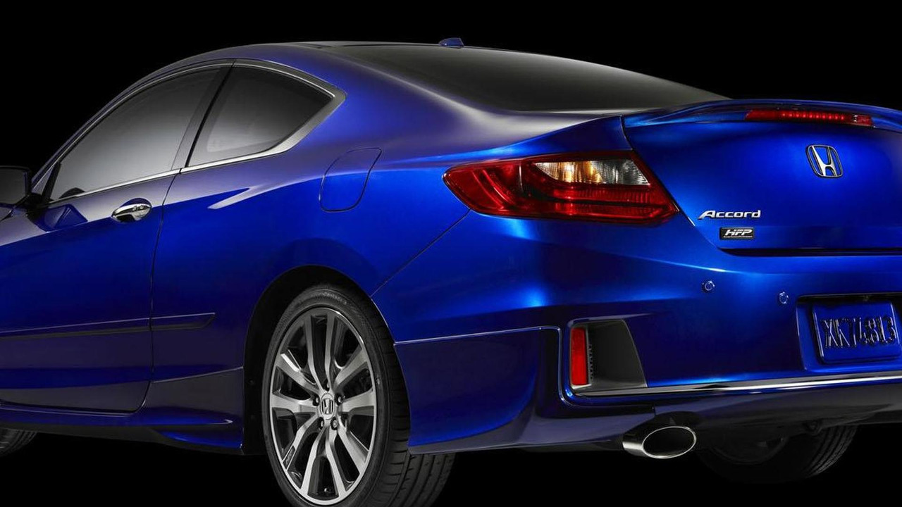 2013 Honda Accord Coupe V6 with Honda Factory Performance Package (HFP) 16.7.2013
