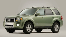 All New 2008 Ford Escape Unveiled