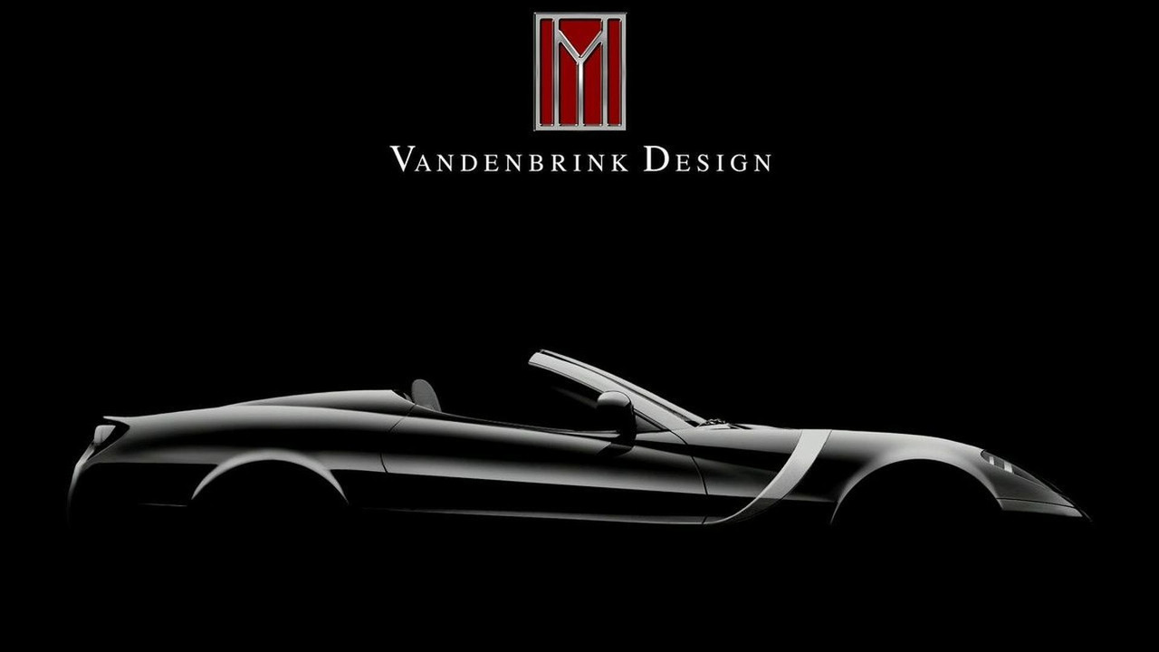 Vandenbrink GT Convertible Design