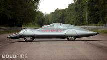 Abarth 1000 Bialbero Record Car