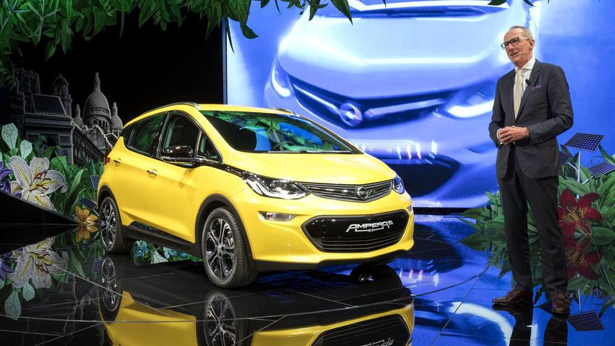 Opel Ampera-e revealed in Paris with huge 310-mile range