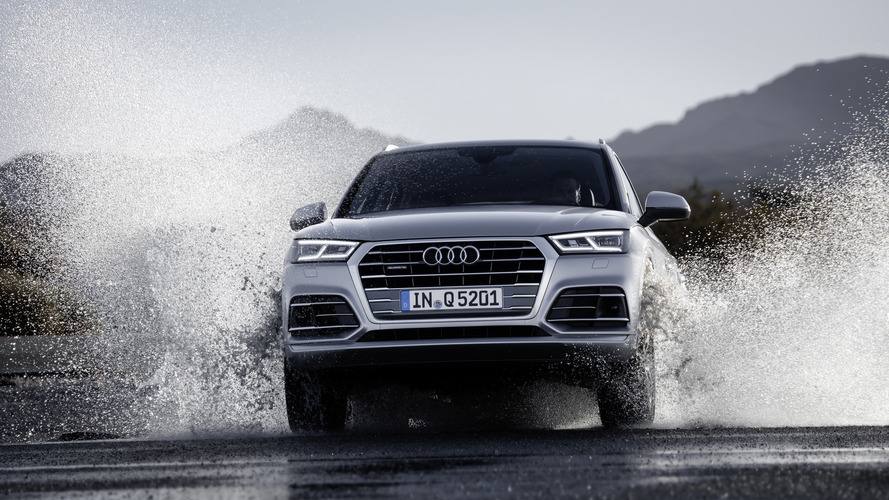Audi wants SQ5 to be driftable