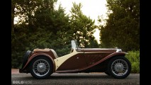 MG TC Roadster