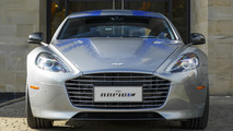 Aston Martin RapidE confirmed for production