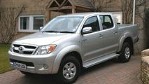 Toyota Hilux Power Upgrade by Owen Developments (UK)