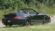 Spy Photos: Porsche 997 Turbo Cabrio