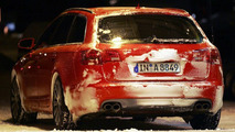 New Audi S6 Avant Spy Photo