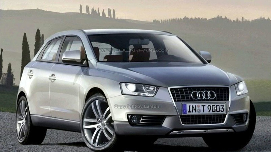 Audi Q5 to Debut at Beijing Motor Show?