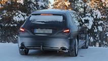 2015 Mercedes-Benz CLA Shooting Brake spy photo