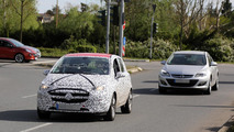 2015 Opel Corsa spy photo