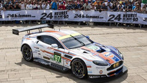 Aston Martin shows Gulf livery for Le Mans