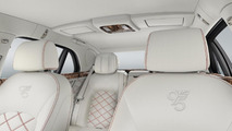 Bentley Mulsanne 95 revealed, celebrates the company's 95th anniversary