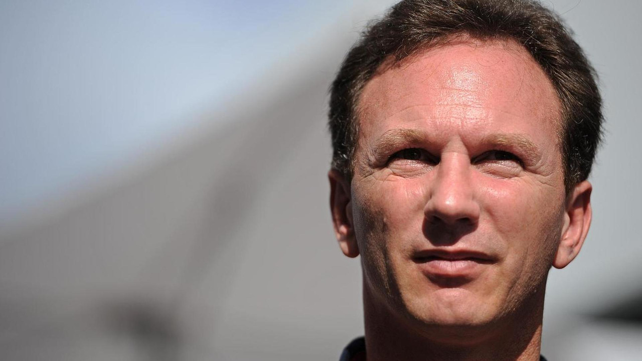 Christian Horner 17.11.2013 United States Grand Prix