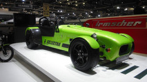 Irmscher 7 SELECTRA electric roadster concept revealed in Geneva