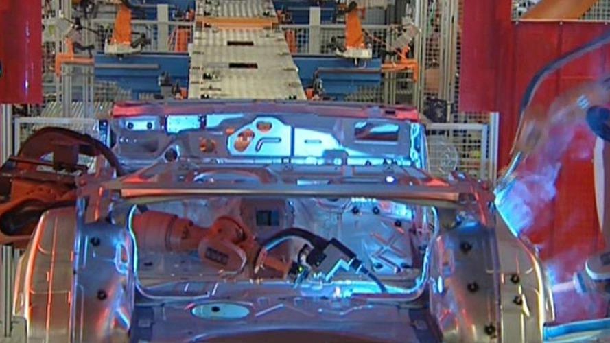 Insightful Videos Showcase Audi Q5 & A4 Production Process