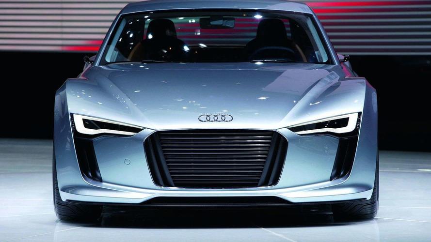 Second Audi e-tron Concept Surprises in Detroit - Possible R4 Preview?