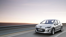 2011 Peugeot 308 facelift - 08.2.2011