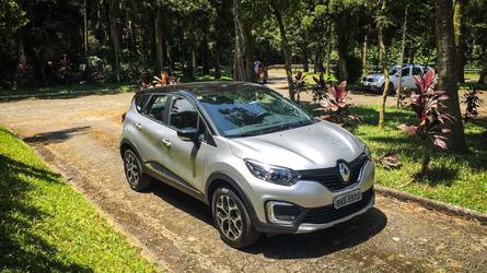 Volta rápida Renault Captur - Novo SUV é versão atualizada (e gourmet) do Duster