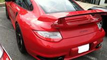 Terrifying Porsche GT2 RS crash at 160 mph