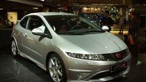 New Honda Civic Type R Breaks Cover