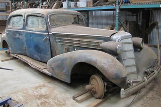 Oldies But Goodies: 220 Pre-war Cars Up For Auction