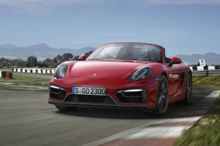 Could the Porsche Boxster GTS be Better than the 911?