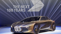 BMW celebrates centenary with Vision Next 100 concept [111 pics, 4 videos]