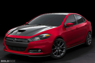 SRT Dart May Resurrect Iconic Name