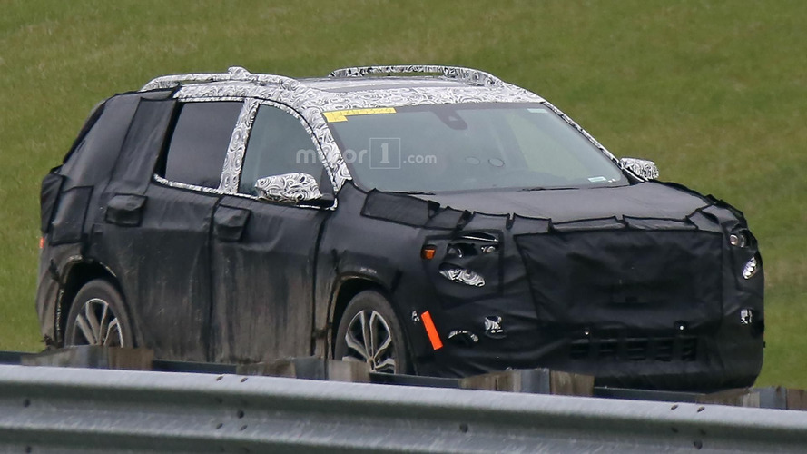 2018 GMC Terrain spied in Michigan