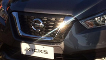 2016 Nissan Kicks production version
