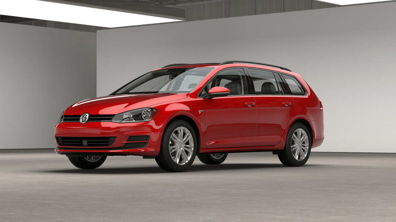 VW Golf SportWagen Limited Edition