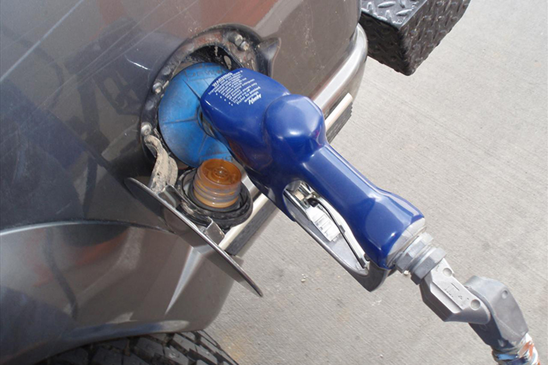 Beware Gas Pump Rip-offs Over Labor Day Weekend