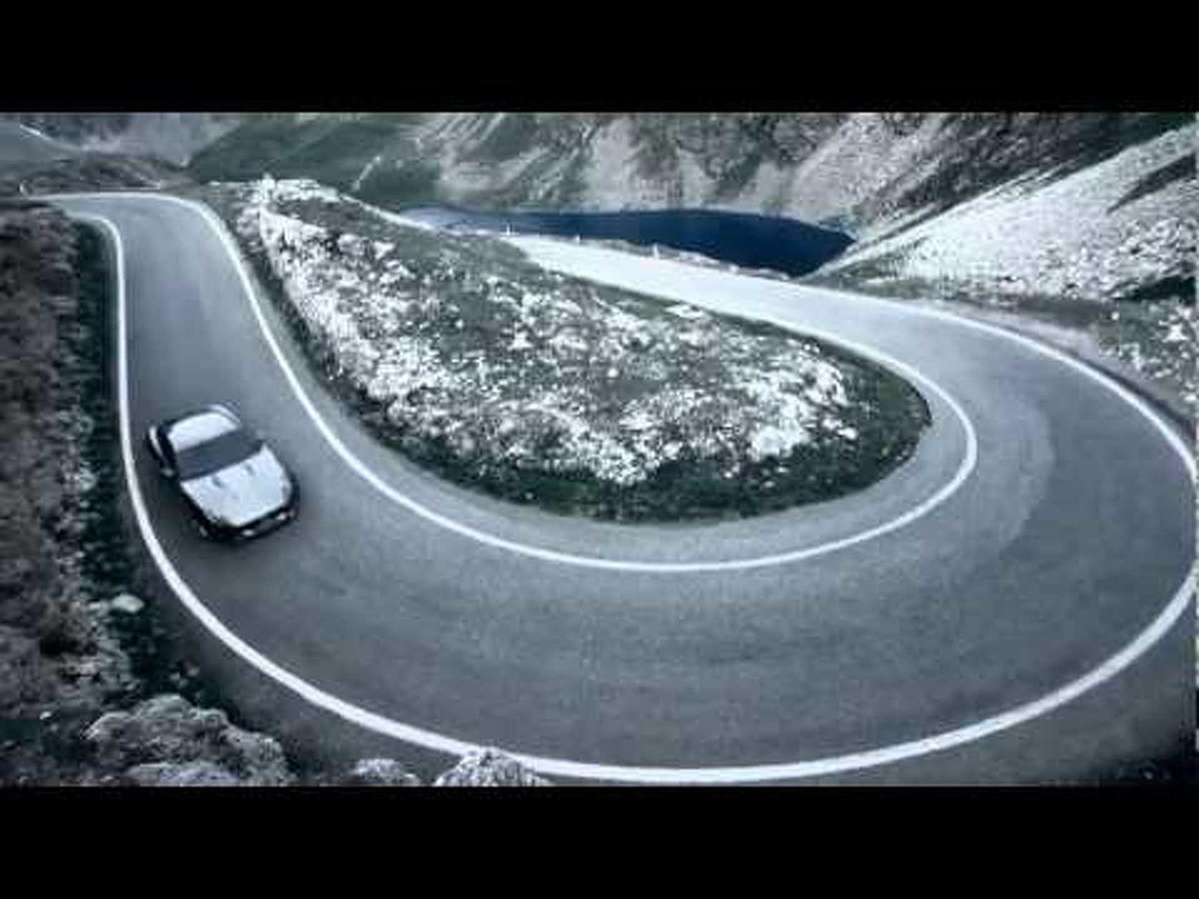 2011 Jaguar C-X16 Concept Studio and Driving