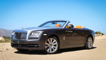 Rolls-Royce customer to take delivery of three Dawn convertibles at once