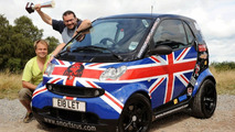 Huh? Smart ForTwo Wins Cannonball Run?