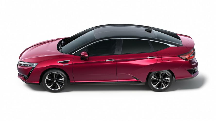 Honda Clarity EV will have short 80-mile range