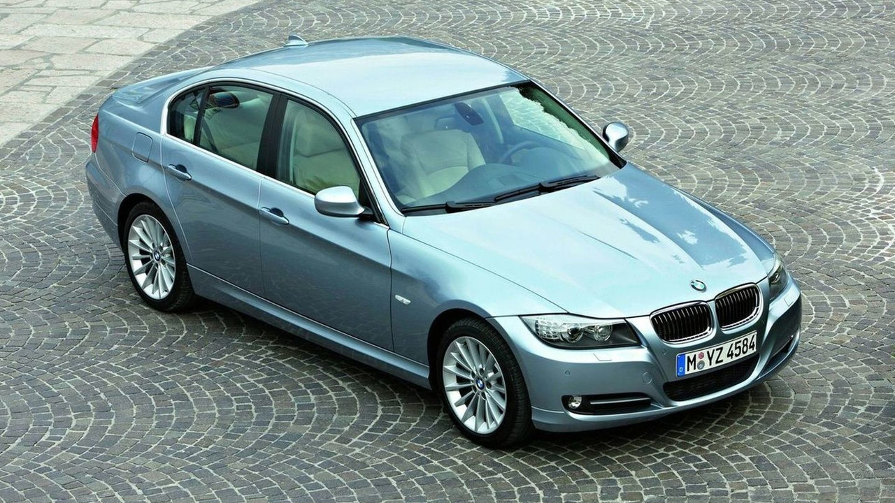 2009 BMW 3-series Facelift